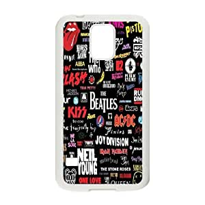 HEHEDE Phone Case Of listening to music Fashion Style Colorful Painted For Samsung Galaxy S5 I9600