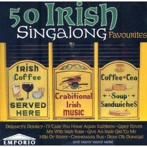 Typical Irish Fun Party Hits (CD Album, 14 Titel)