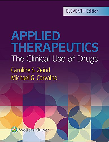 Applied Therapeutics (Koda Kimble and Youngs Applied Therapeutics) - http://medicalbooks.filipinodoctors.org