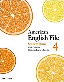 American English File 4 Student book: Clive Oxenden