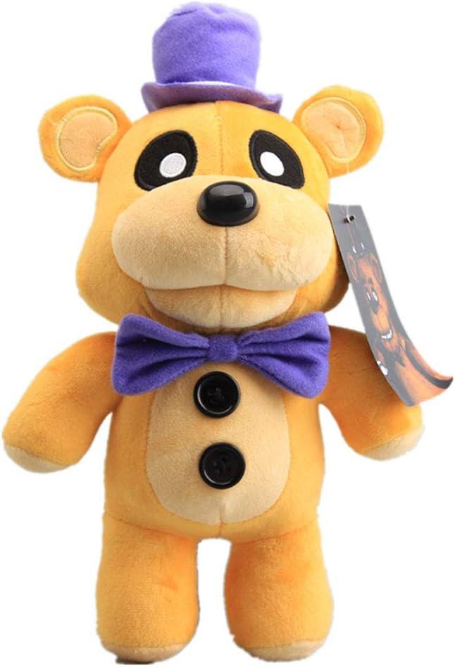 L&C Five Nights At Freddy'S FNAF Juguetes De Peluche Freddy Bear Foxy Chica Bonnie Muñeco De Peluche Suave Regalo para Niños 30cm/B
