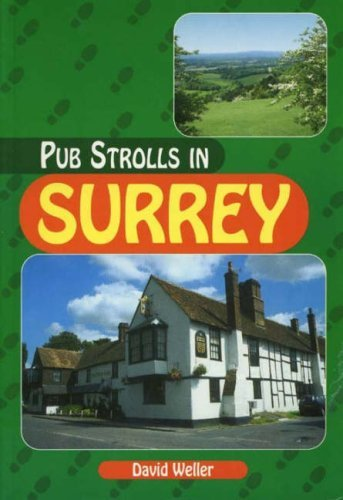 Download Pub Strolls in Surrey by David Weller (2001-05-24) pdf