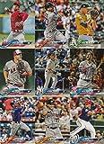 2018 Topps Traded MLB Baseball Updates and