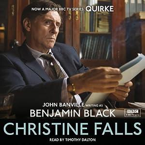 Christine Falls Hörbuch