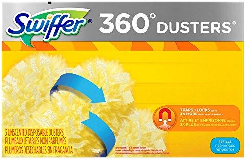 Swiffer 360 Refill - 3 Ct