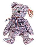 Ty Beanie Babies - USA Bear