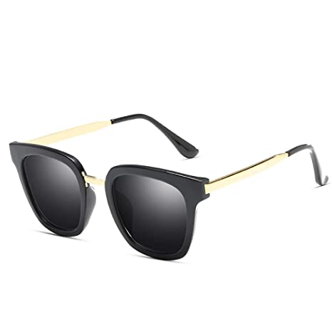 f4b0401e91 Square view styles women diamond face Source · Amazon com GMYANTYJ  Sunglasses Sunglasses elegant new retro