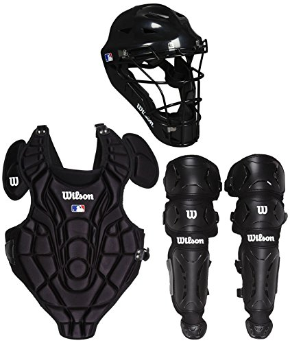 Wilson WTA368400SM Youth EZ Gear Catcher's Kit, Small/Medium/ 5-7 Years, - Gear Sale Tri