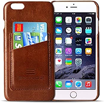 Leather Wallet Case for iPhone 6s Plus & 6 Plus