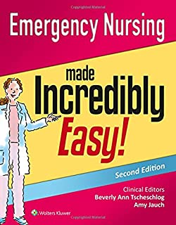 Fast facts for the er nurse third edition emergency department emergency nursing made incredibly easy incredibly easy series fandeluxe Choice Image