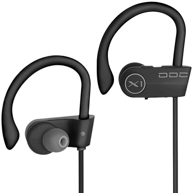 7f4acbb43d5 Amazon.com: Bluetooth Headphones, Best Wireless Sports Earphones Mic ...