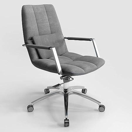 Ikea Sedie Ufficio Ergonomiche.No Brand Runxian Tessuto Sedia Computer Comoda Sedentario Moderno