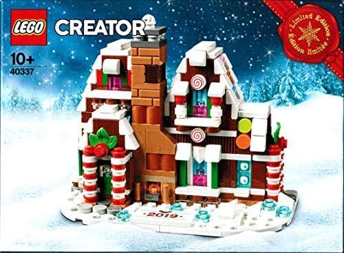 Altro Casa, casetta Pan di Zenzero Lego 40337 Natale 2019 Edizione Produzione Limitata Limited Edition Rara Esclusiva