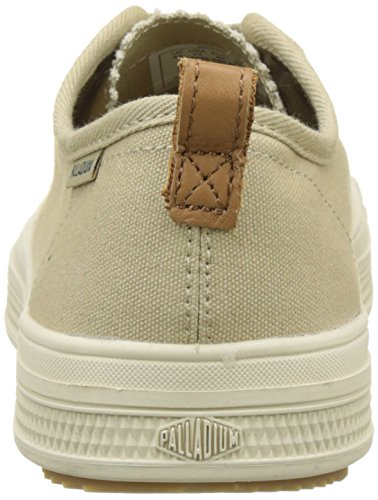 Canvas Cloud Low Sub Sneaker Cream L88 Beige Safari Palladium Herren vn0RxwRt