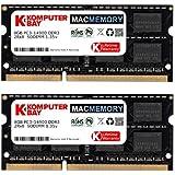 Komputerbay ノートPC用メモリ SO-DIMM-DDR3 永久保証 ECOパッケージ (1066Mhz PC3-8500 1.5V 8GBx2)