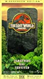 The Lost World: Jurassic Park (Widescreen Edition) [VHS]