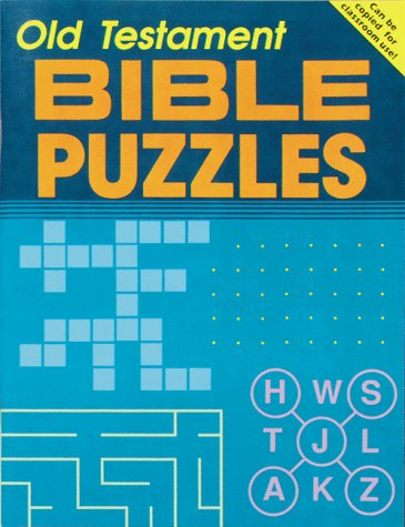 Bible Puzzles -- Old Testament pdf epub