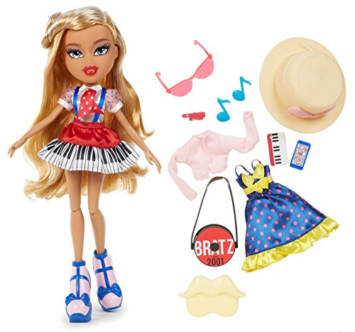 Bratz Music Festival Vibes Doll - Retro Swing (Bratz Cat)