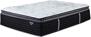Ashley Manhattan Design Plush Hybrid Mattress - CertiPUR-US Certified, Queen