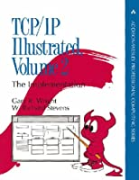 TCP/IP Illustrated, Vol. 2: The Implementation Front Cover