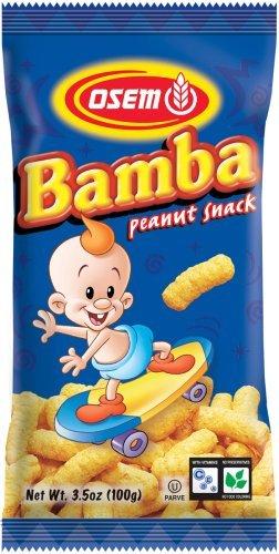 Osem Bamba Snack