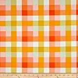 Art Gallery Day Trip Summer Picnic Plaid Fabric by The Yard