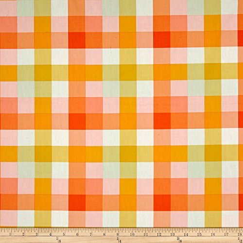 Art Gallery Day Trip Summer Picnic Plaid Fabric by The Yard by Art Gallery Fabrics