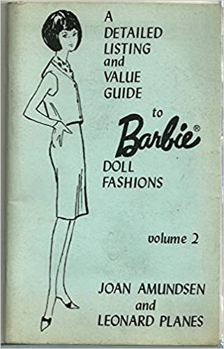 Amazon.com: A Detailed Listing and Value Guide to Barbie ...