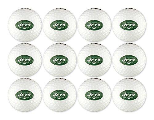 EnjoyLife Inc New York Jets NFL Golf Ball 12-Pack by EnjoyLife Inc