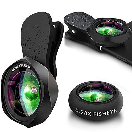 Kit d'objectif de caméra Yarrashop