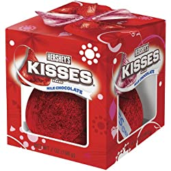 Kisses Valentine's Giant Milk Chocolate, 7 Ounce
