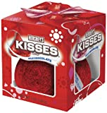 KISSES Chocolate, Giant Gluten-Free Solid Milk Chocolate Candy in Valentine's Gift Box, 7 Ounce Box