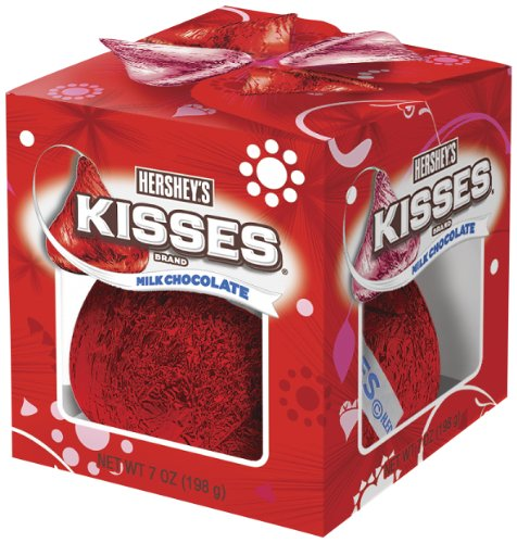 Kisses Valentines Giant Milk Chocolate  7 Ounce