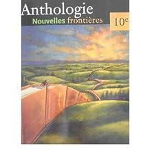 Nouvelles Frontieres Grade 10 Anthology Cdn