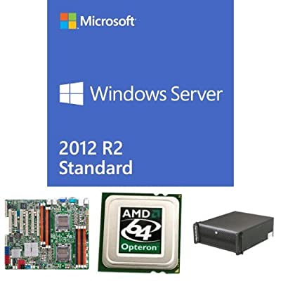 Microsoft Windows Server 2012 R2 Standard OEM Bundle