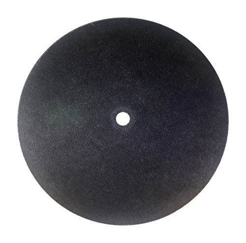 Cutting Disc, Steel Cut-off Wheel for Chop Saw - 16'' x 3/32'' x 1'' - T41 - (10 PACK) by GRASSLAND (Image #1)