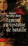 Femme en costume de bataille par Benítez Rojo