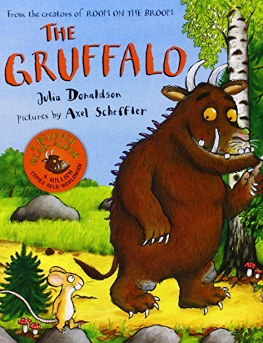 The Gruffalo by Donaldson, Julia (2005) Board book