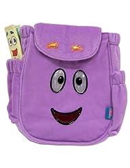 Dora The Explorer Rescue Bag - Purple Mr Backpack plush bag