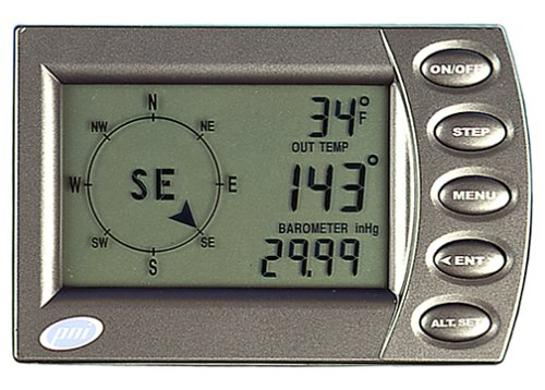 PNI V6000 Deluxe Car Monitoring System with Compass, Barometer, Altimeter & Thermometer