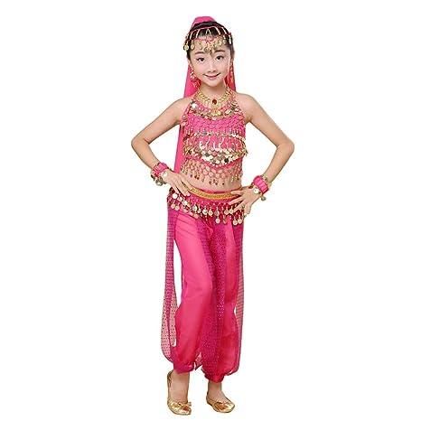 Dintang Traje de Baile para niños y niñas Traje de ...