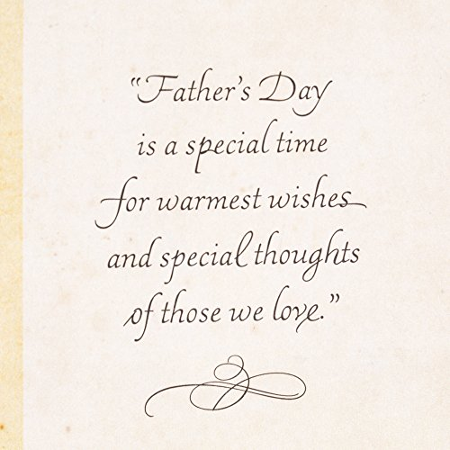 Hallmark Father's Day Greeting Card (Wishing You the Best) Photo #6