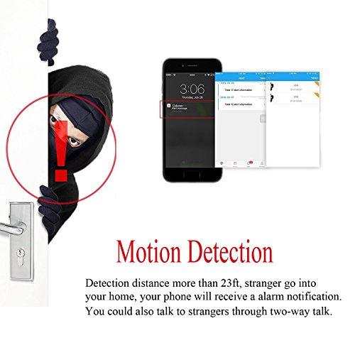 Mini Ip Camera Uokoo 720p Wifi Wireless Network Security