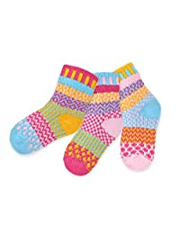 Solmate Socks, Mismatched Kids Socks, A Pair with a Spare