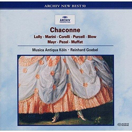 CD : Reinhard Goebel - Chaconne (Japan - Import)