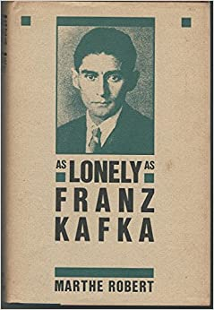 Book As lonely as Franz Kafka