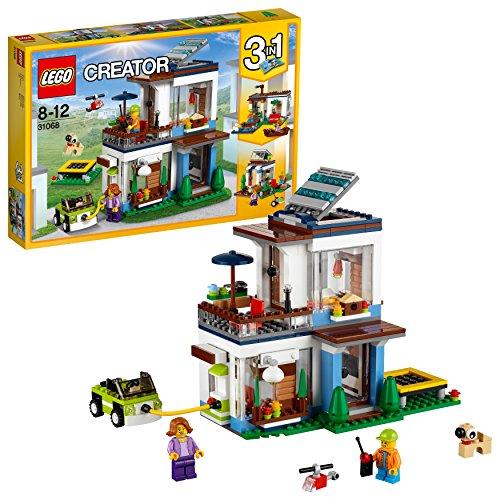 [해외] 레고(LEGO)creator 모던 하우스 31068