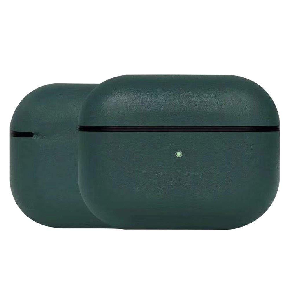 Option Multi-Couleurs Casque Bluetooth /étanche sans Fil de Couverture de Cas Une Charge compl/ète de Protection Housse de Gaoxingbianlidian Housse en Cuir for AirPod Pro