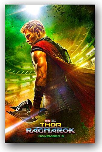 Thor: Ragnarok Movie Poster - 2017 Teaser Promo 1st
