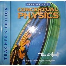 Conceptual Physics Teacher's Edition by Hewlitt (2002-01-01)